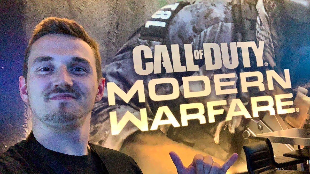 THE BIG CALL OF DUTY REVEAL! thumbnail