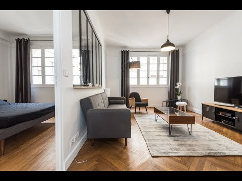 (Ref: 16149) 1-bedroom furnished apartment for rent on rue Raffet (Paris 16th)