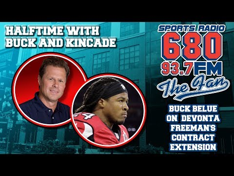 Buck Belue - Devonta Freeman