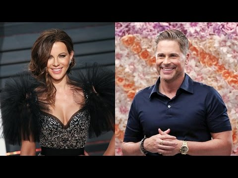 Why Everyone's Talking About Kate Beckinsale, Rob Lowe and a Proposal