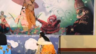 ONAM THEME STORY BY JSSCP MYSORE STUDENTS