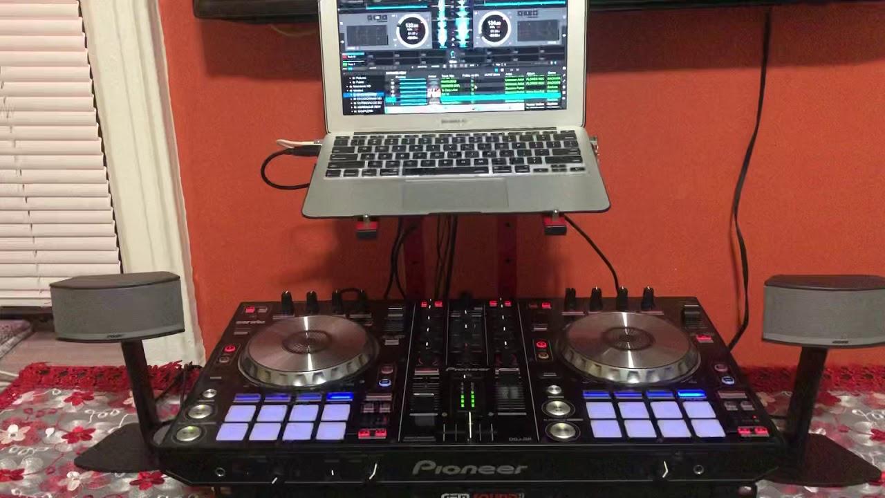 Ginio DJ Mix en piooner serato ddj sr 2020 - YouTube
