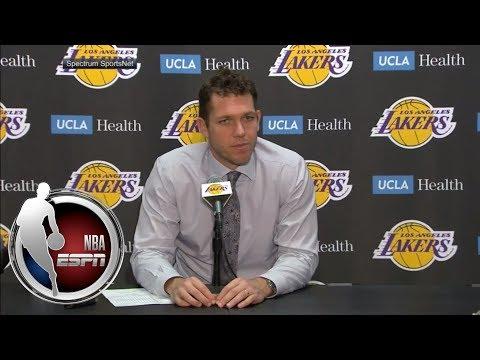 Walton jokes that LaVar is reason he pulled Lonzo | ESPN