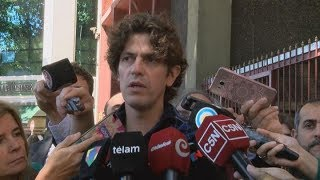 """Lousteau consideró que hubo """"aprovechamiento político"""" del caso Maldonado"""