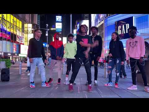 Pop Smoke – For The Night Ft. Lil Baby ,DaBaby (Official Dance Video)