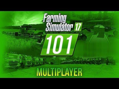 POKRAČOVÁNÍ MULTIPLAYER SPECIÁLU! | Farming Simulator 17 #101 thumbnail