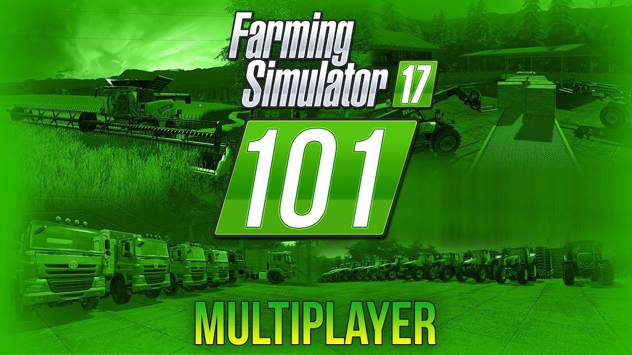 POKRAČOVÁNÍ MULTIPLAYER SPECIÁLU! | Farming Simulator 17 #101