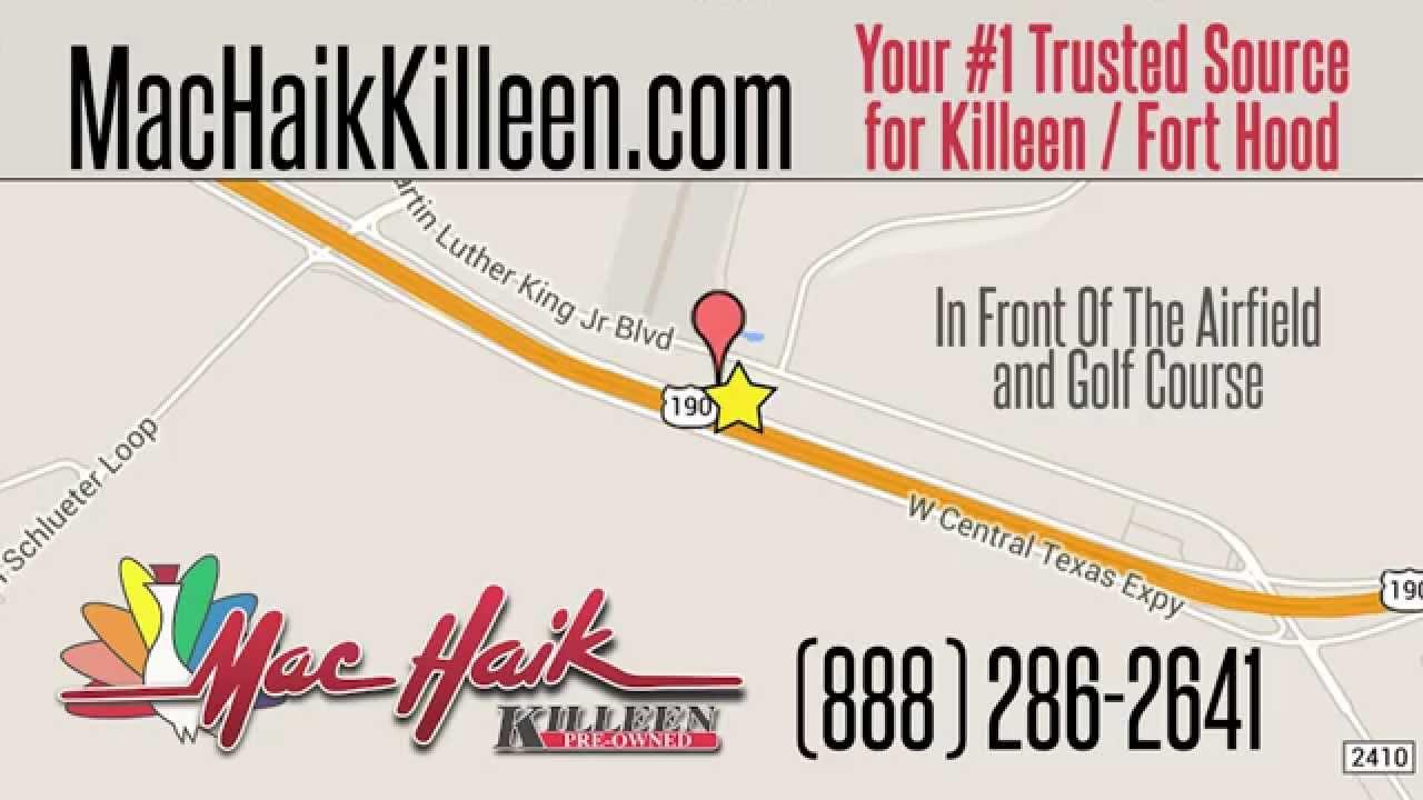 Mac Haik Killeen Intro 15s Mac Haik Dodge Chrysler Jeep