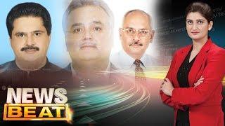Muhajir Movement Ka Triangle   News Beat   SAMAA TV   Paras Jahanzeb   Nabeel Gabol   15 Oct 2016