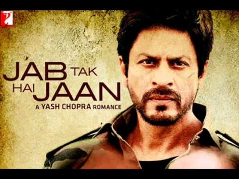 Jab Tak Hai Jaan trailer music Ringtone + Download Link