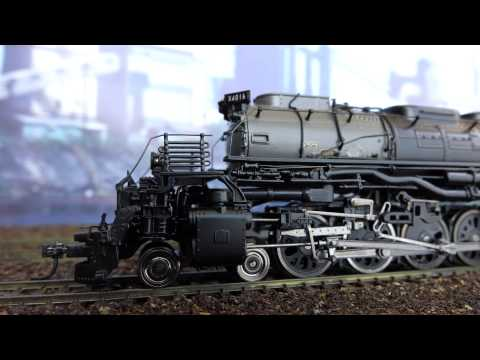 Union Pacific 4 8 8 4 UP4016 F4 PFA sound