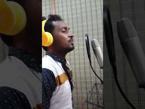 Bangla New Song  From the recording studio  Akterul Alam Tinu  Mom Music Center  2017