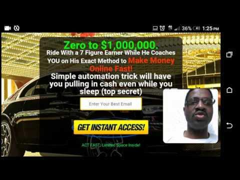 Make Money Online Sales Funnel, How To Make Money Online Marketing Sales Funnel System