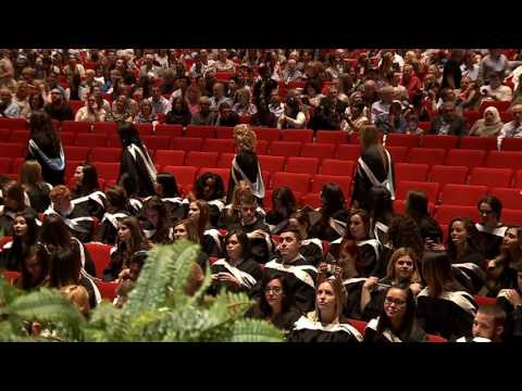 Spring 2016 Convocation Ceremony - Faculty of Arts and Science – 2