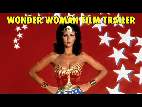 Wonder Woman Movie Trailer