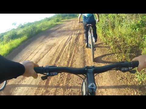 Trilha da Galera Sport Bike da Ilha de São Luís Maranhão