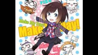 Binbogami ga! (貧乏神が!)- OP Make My Day! by PIKO ~FANMADE female version~ 貧乏神が! 検索動画 43