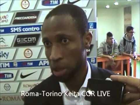 """Roma-Torino, Keita: """"Obiettivo Scudetto"""""""