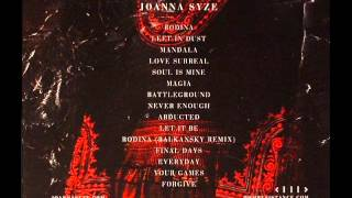 Joanna Syze with Triangular Ascension -- Magia