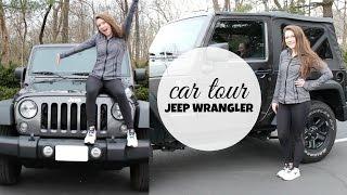 Car Tour   Jeep Wrangler