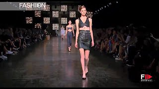 DIESEL BLACK GOLD Spring 2015 New York - Fashion Channel