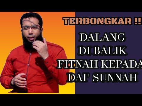 USTADZ KHALID BASALAMAH || BLAK-BLAKAN MEMBONGKAR KEDOK PEMFITNAH DAI-DAI SUNNAH