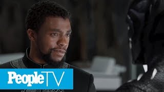 The Impact Of 'Black Panther': Top 10 Pop Culture Moments 2018 | PeopleTV