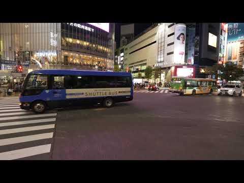 【4K】Shibuya Tokyo Live (Archive)