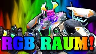 RGB Raum Is AMAZING!!! - Paladins Stream Highlight