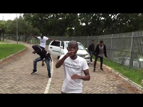 Distruction boyz Omunye phezu komunye bhenga dance part2 Crazyness of Gospel version