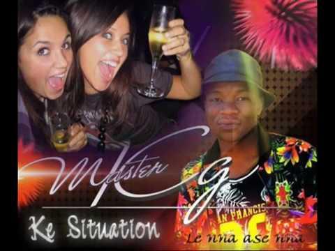 DJ Master KG  - Ke Situation