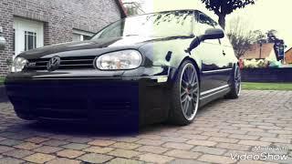 Golf 4 V5 Turbo +500 VR5T v5 vr5 mk4 5zylinder gt3076 Umbau