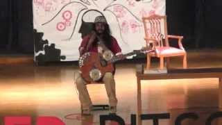 TEDxBITSGoa - Benny Prasad - A journey across the world