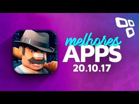 Melhores Apps da Semana para Android e iOS - Review (20/10/2017) - TecMundo