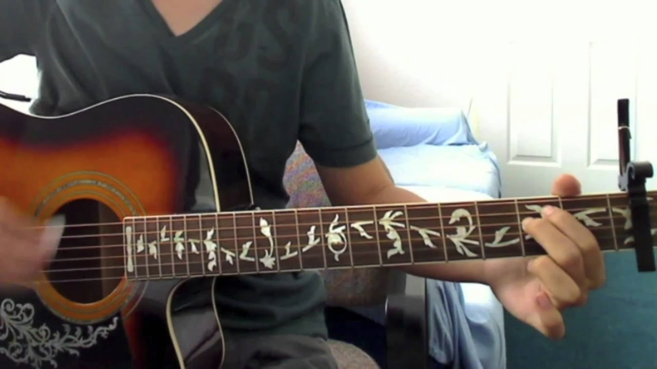 Katy Perry Firework Beginner Guitar Cover Chords Youtube