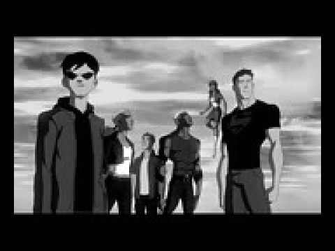Young Justice Artemis tribute - jlu theme song