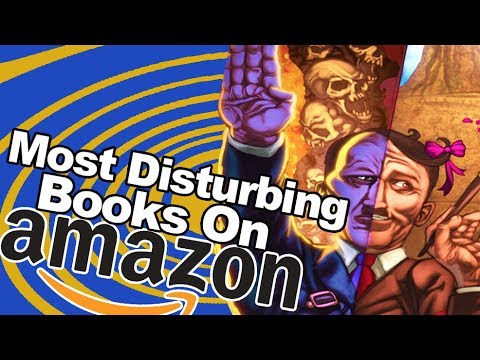 6 Disturbing Books On Amazon
