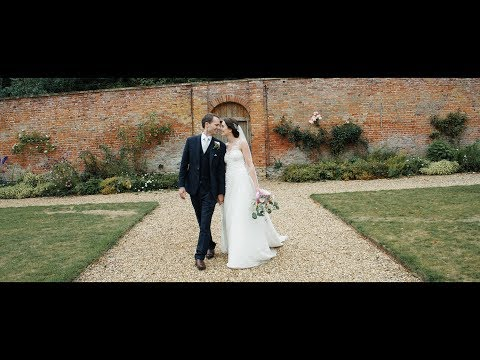 Orchardleigh Wedding Film // Rebecca & Miles // The Wedding Film