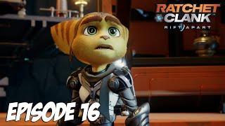RATCHET & CLANK RIFT APART :  Pirates des Caraïbes   Episode 16   4K PS5