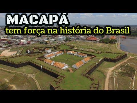 Macapá apresenta a Fortaleza de São José de Macapá, um patrimônio histórico do Brasil {parte 2