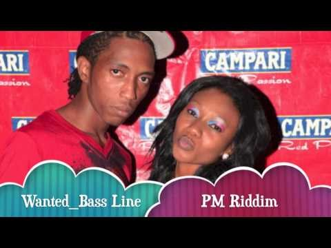 Wanted Bass Line PM Riddim Lava Records