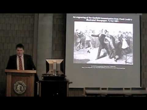 Chester Arthur Presentation (Part 1/3)