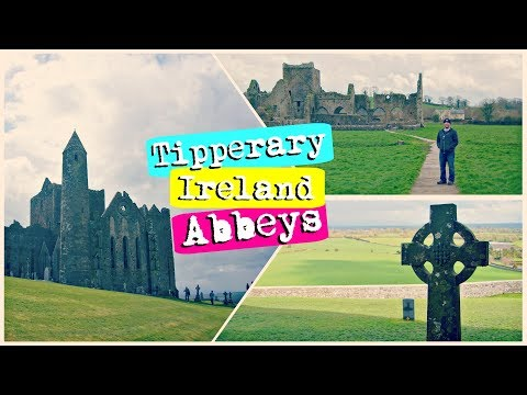 OLDEST THINGS I'VE EVER SEEN! | Travel Vlog Cliffs of Moher and Tipperary, Ireland