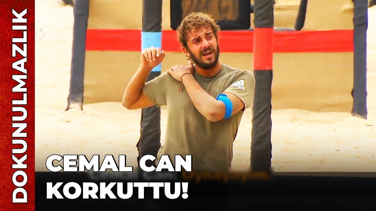 CEMAL CAN SAKATLANDI!   Survivor Ünlüler Gönüllüler