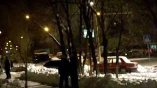 """Съемки фильма """"Черная молния"""" (часть 2)"""