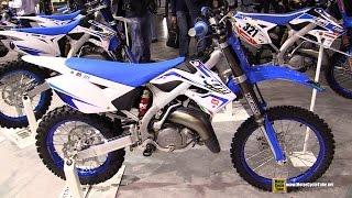 2015 TM Racing MX Junior 85cc Bike - Walkaround - 2014 EICMA Milan Motorcycle Exhibition