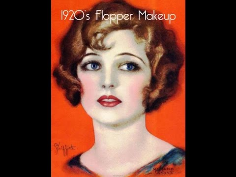 Watch Historically Accurate 1920s Makeup Tutorial Full Sports Online