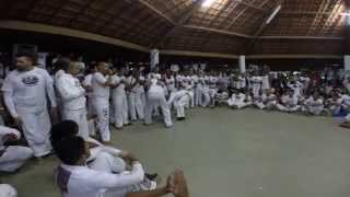 X Jogos Mundiais - Abadá-Capoeira 2015 - Categoria A - Benguela -  Pretinho Cantando