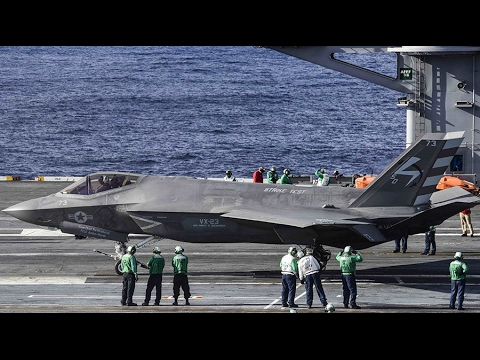 Lockheed Martin credits Trump for lower F-35 price