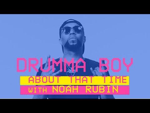 Legendary Hip-Hop Producer, Drumma Boy | ABOUT THAT TIME